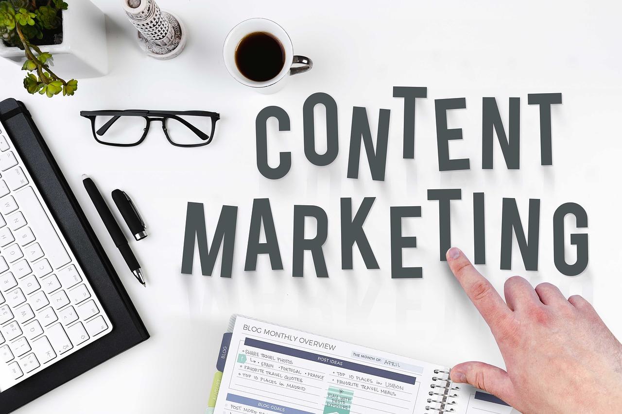 コンテンツマーケティング contentmarketing